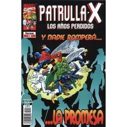 PATRULLA X: LOS AÑOS PERDIDOS Nº 18