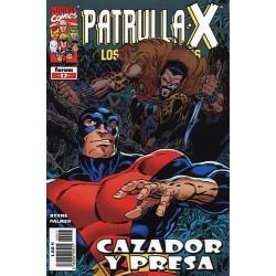 PATRULLA X: LOS AÑOS PERDIDOS Nº 17