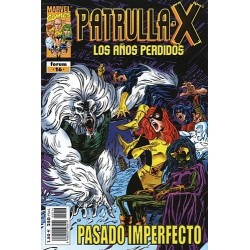 PATRULLA X: LOS AÑOS PERDIDOS Nº 16