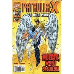 PATRULLA X: LOS AÑOS PERDIDOS Nº 15