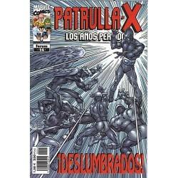 PATRULLA X: LOS AÑOS PERDIDOS Nº 14