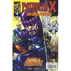 PATRULLA X: LOS AÑOS PERDIDOS Nº 11