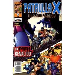 PATRULLA X: LOS AÑOS PERDIDOS Nº 10