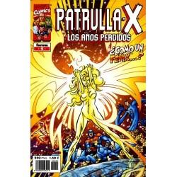 PATRULLA X: LOS AÑOS PERDIDOS Nº 9