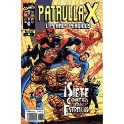 PATRULLA X: LOS AÑOS PERDIDOS Nº 8