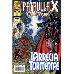 PATRULLA X: LOS AÑOS PERDIDOS Nº 7