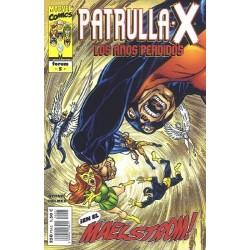 PATRULLA X: LOS AÑOS PERDIDOS Nº 5