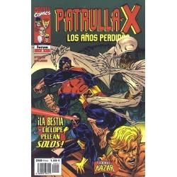PATRULLA X : LOS AÑOS PERDIDOS Nº 3
