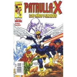 PATRULLA X: LOS AÑOS PERDIDOS Nº 1