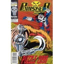 PUNISHER 2099 Nº 10