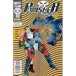 PUNISHER 2099 Nº 9