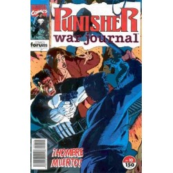 PUNISHER: WAR JOURNAL Nº 10