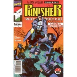 PUNISHER: WAR JOURNAL Nº 7