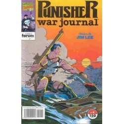 PUNISHER: WAR JOURNAL Nº 4