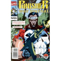 PUNISHER: WAR JOURNAL Nº 3