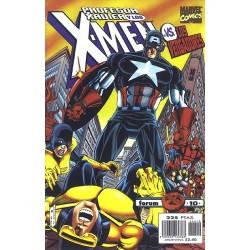 PROFESOR XAVIER Y LOS X-MEN Nº 10