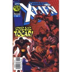 PROFESOR XAVIER Y LOS X-MEN Nº 9
