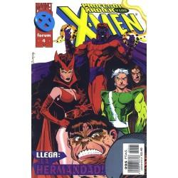 PROFESOR XAVIER Y LOS X-MEN Nº 4