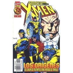 PROFESOR XAVIER Y LOS X-MEN Nº 1