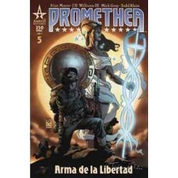 PROMETHEA Nº 5