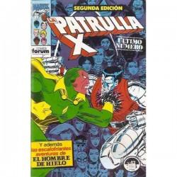 PATRULLA X Nº 42 SEGUNDA EDICIÓN
