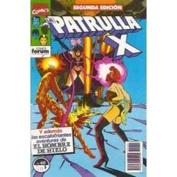 PATRULLA X Nº 40 SEGUNDA EDICIÓN