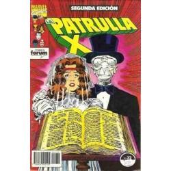 PATRULLA X Nº 32 SEGUNDA EDICIÓN