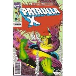 PATRULLA X Nº 29 SEGUNDA EDICIÓN
