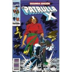 PATRULLA X Nº 36 SEGUNDA EDICIÓN