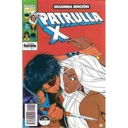 PATRULLA X Nº 24 SEGUNDA EDICIÓN