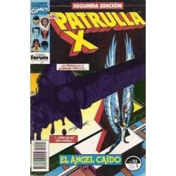 PATRULLA X Nº 23 SEGUNDA EDICIÓN