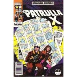 PATRULLA X Nº 4 SEGUNDA EDICIÓN