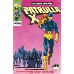 PATRULLA X Nº 2 SEGUNDA EDICIÓN