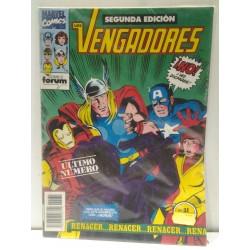 LOS VENGADORES Nº 31 SEGUNDA EDICIÓN