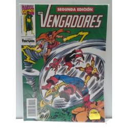 LOS VENGADORES Nº 24 SEGUNDA EDICIÓN