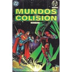 MUNDOS EN COLISIÓN Nº 3