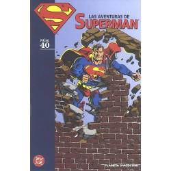 LAS AVENTURAS DE SUPERMAN Nº 40