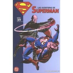 LAS AVENTURAS DE SUPERMAN Nº 39