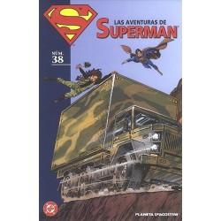 LAS AVENTURAS DE SUPERMAN Nº 38
