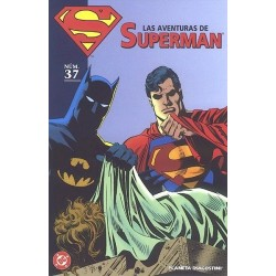 LAS AVENTURAS DE SUPERMAN Nº 37