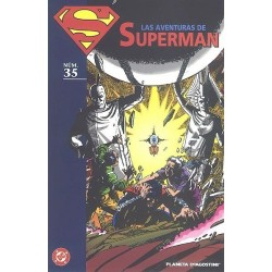 LAS AVENTURAS DE SUPERMAN Nº 35