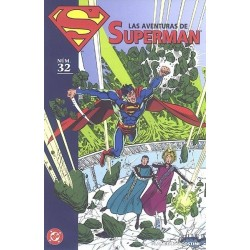 LAS AVENTURAS DE SUPERMAN Nº 32