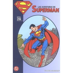 LAS AVENTURAS DE SUPERMAN Nº 28