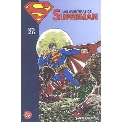 LAS AVENTURAS DE SUPERMAN Nº 26