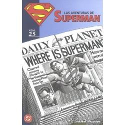 LAS AVENTURAS DE SUPERMAN Nº 25