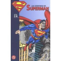 LAS AVENTURAS DE SUPERMAN Nº 24