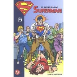 LAS AVENTURAS DE SUPERMAN Nº 23