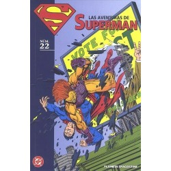 LAS AVENTURAS DE SUPERMAN Nº 22