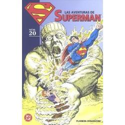 LAS AVENTURAS DE SUPERMAN Nº 20