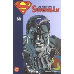LAS AVENTURAS DE SUPERMAN Nº 8